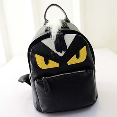 6309 Fashion Backpack (Black)