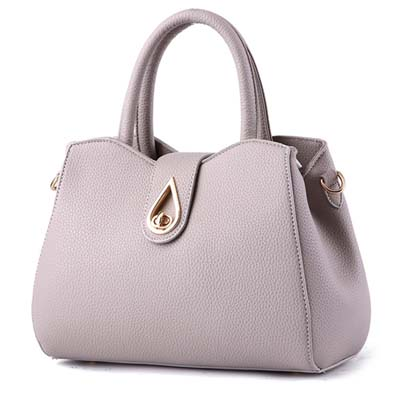 6320 Elegant Handbag (Grey)