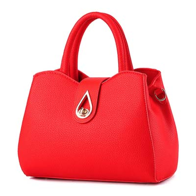 6320 Elegant Handbag (Red)