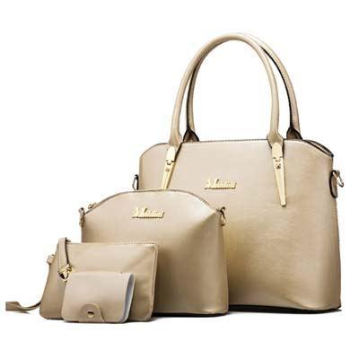 6365 Elegant 4 in 1 Bag (Gold)