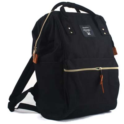 6373 Anello Backpack (Black)