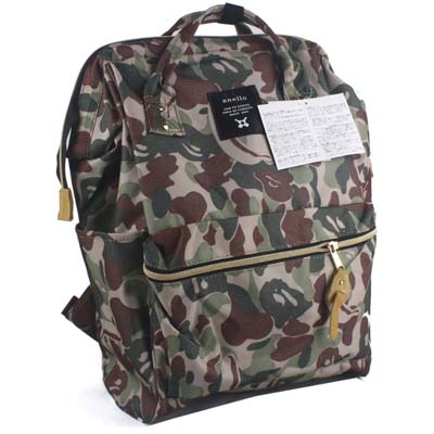 6373 Anello Backpack (Dark Green)