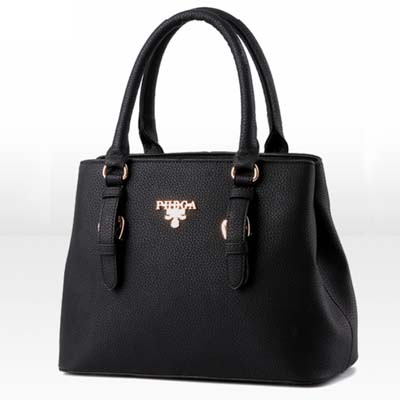 6409 Elegant Handbag (Black)