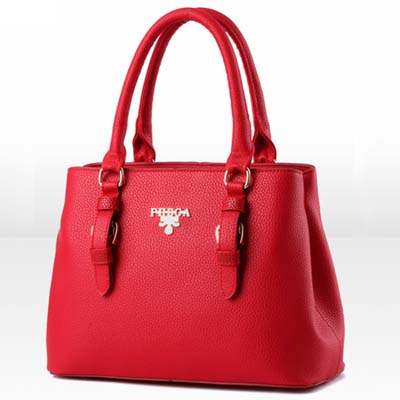 6409 Elegant Handbag (Red)