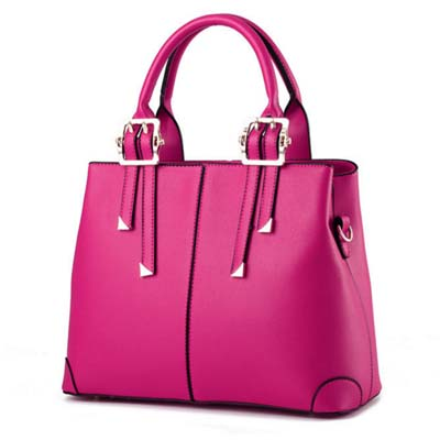 6418 Elegant Handbag (Rose)