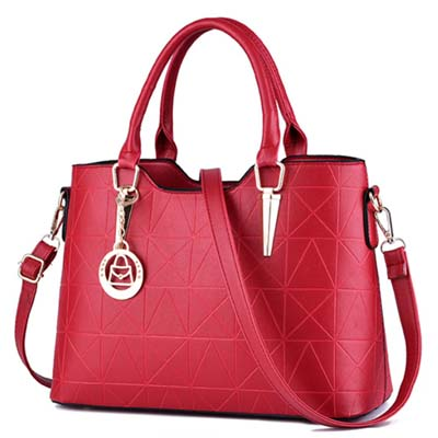 6425 Elegant Handbag (Red)