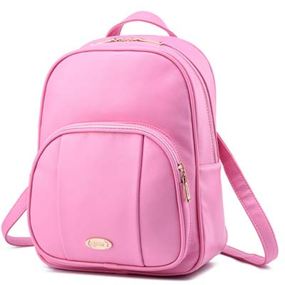 6426 Elegant Backpack (Pink)