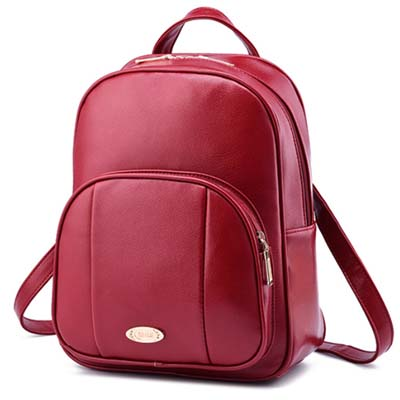 6426 Elegant Backpack (Red)