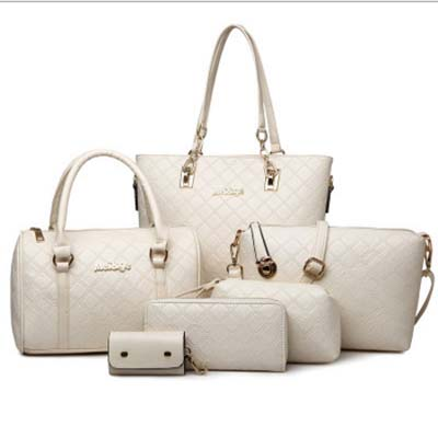 6434 Premium 6 in 1 Bag (Beige)