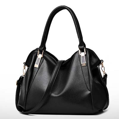 6454 Elegant Handbag (Black)
