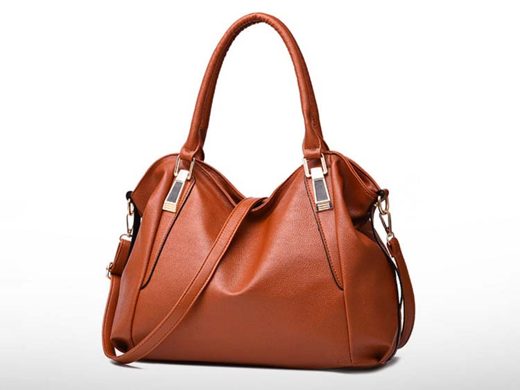 6454 Elegant Handbag (Brown)