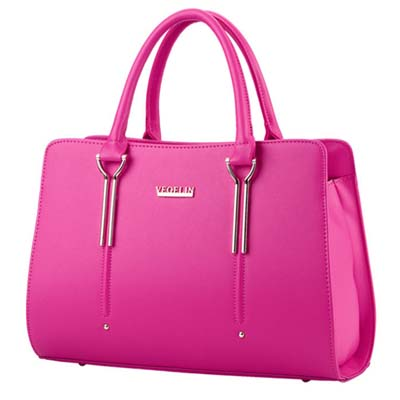 6456 Elegant Handbag (Rose)