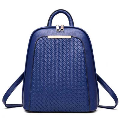 6486 Elegant Backpack (Blue)