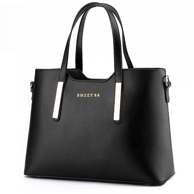 6494 Elegant Handbag (Black)