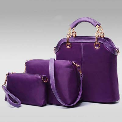 6496 3 in 1 Bag (Purple)