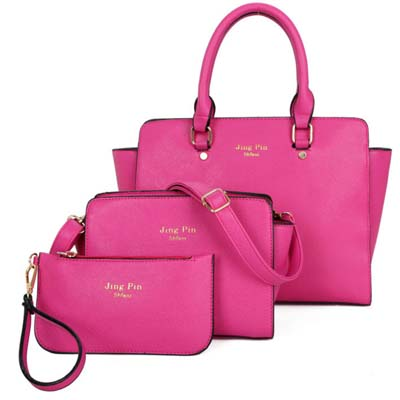 6497 3 in 1 Classic Bag (Rose)
