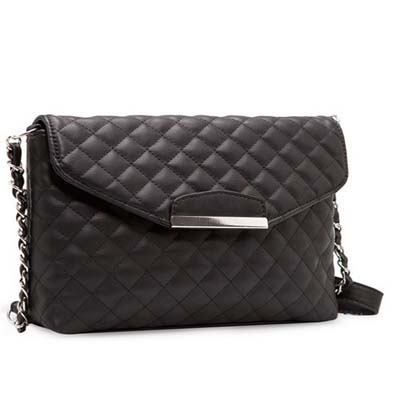 6517 Elegant Sling Bag (Black)