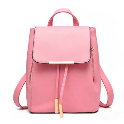 6524 Fashion Backpack (Pink)