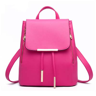 6524 Fashion Backpack (Rose)