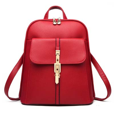 6525 Fashion Backpack (Maroon)