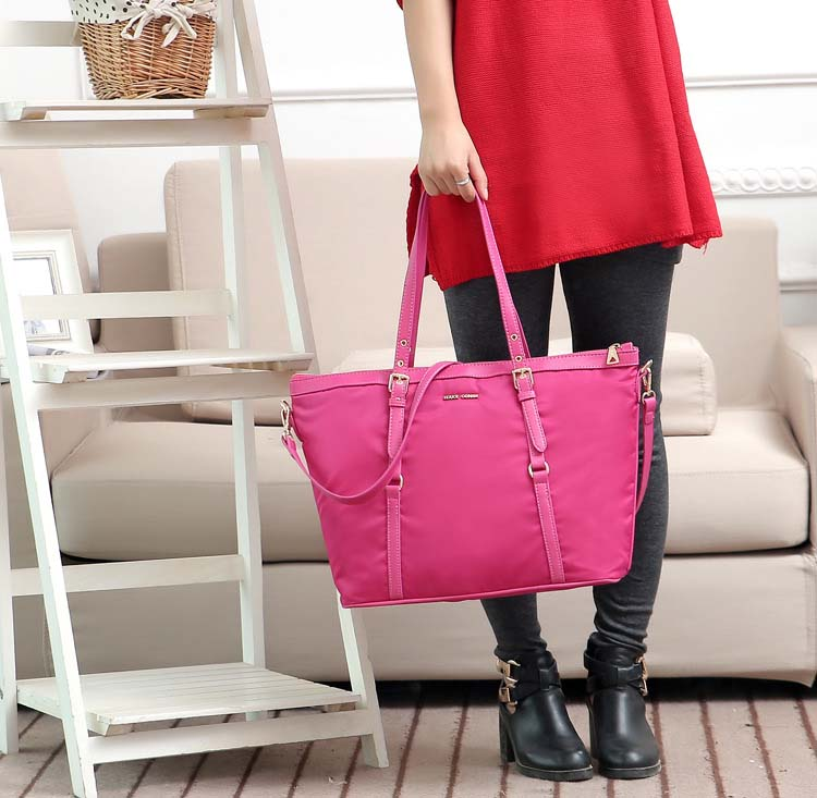 MNG6545 Waterproof Handbag (Rose)