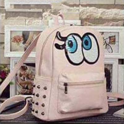6563 Playnomore Popular Backpack (Pink)