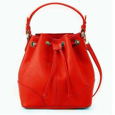MNG6699 Fashion Bucket Bag (Red)