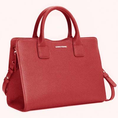 MNG6707 Elegant Handbag (Red)