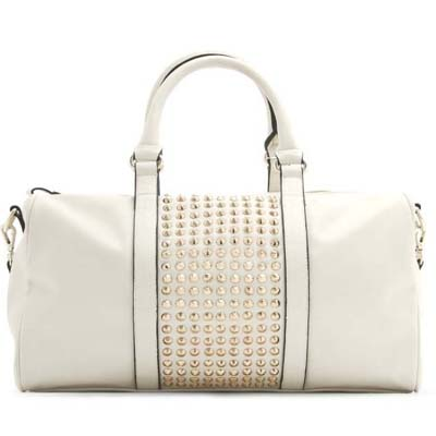 MNG6730 Fashion Handbag (White)