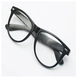 Fan Bingbing favorite plain mirror large-framed glasses