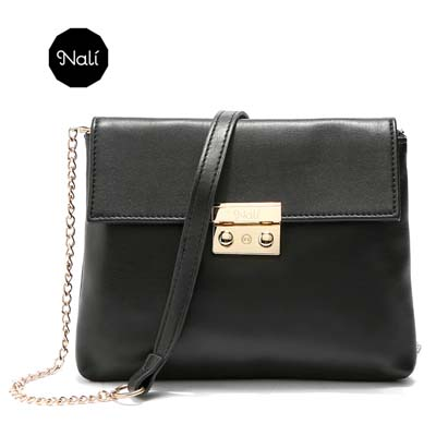 6688 Nali Ori Sling Bag (Black)
