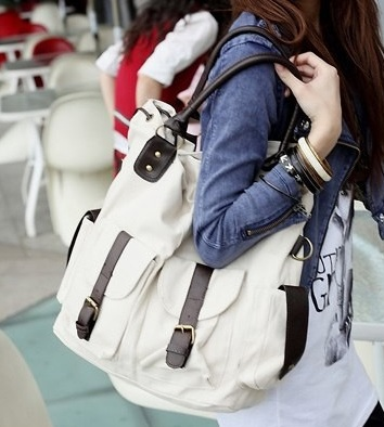 1463 YoYOo PRETTY STYLE CANVAS BAG