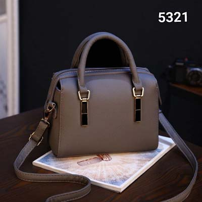 5321 Simple Slingbag (Grey)