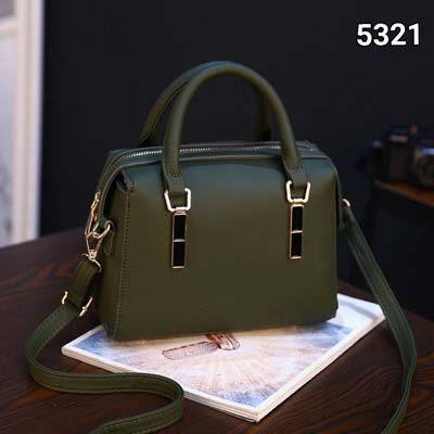 5321 Simple Slingbag (Green)