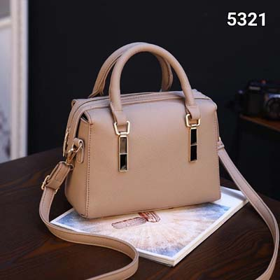 5321 Simple Slingbag (Khaki)