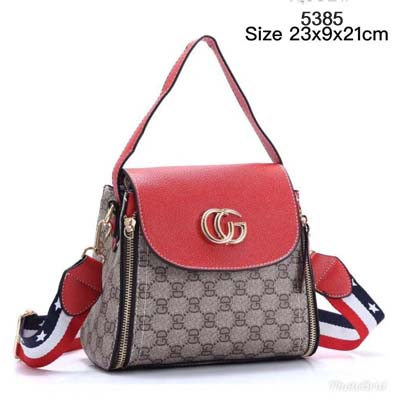 5385 Popular Demand Inspired Slingbag (Red)