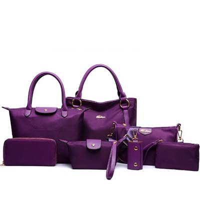 6610 7 in 1 Waterproof Bag (Purple)