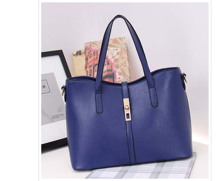 6683 Elegant 4 in 1 Bag (Blue)