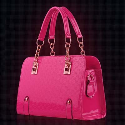 6727 Fashion Elegant OL Handbag (Rose)