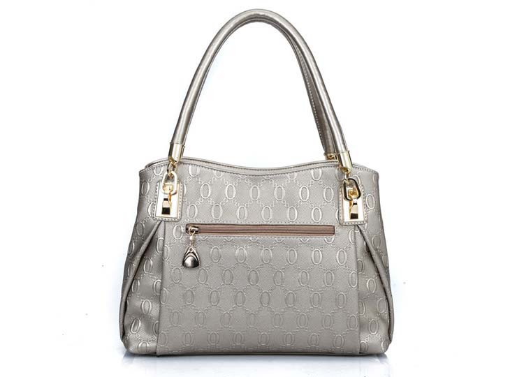 6836 Elegant 3 in 1 Handbag (Beige)