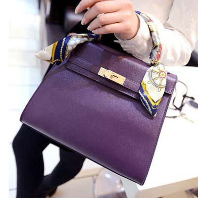 Pretty OL Handbag (Purple)