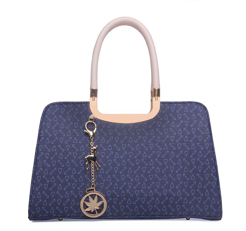 6840 Elegant 3 in 1 Handbag (Blue)