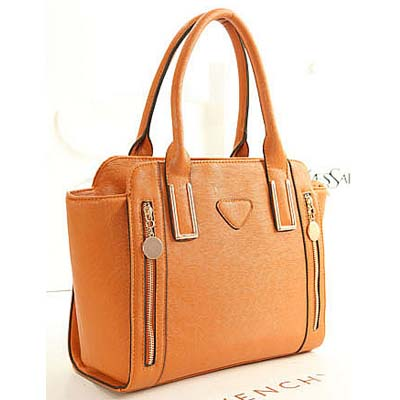 7422 YoYOo Fashion Double Zip Handbag