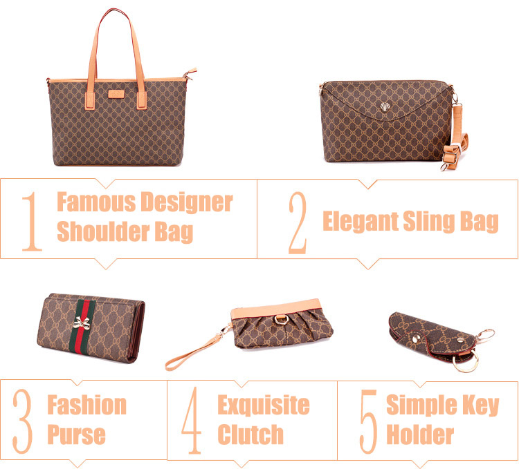 YoYOo FASHION 5 IN 1 BAG