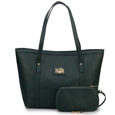 6797 Famous Designer Inspired 2 in 1 Bag (Green)