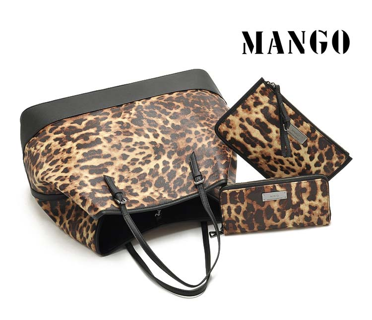 New Year Promotion Fashion MNG 3 in 1 Bag
