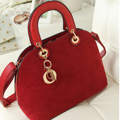 7321 YoYOo SUEDE LEATHER SLING BAG