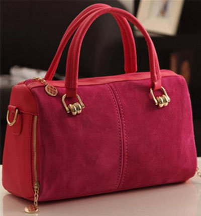 1003 YoYOo SUEDE LEATHER ELEGANT BAG